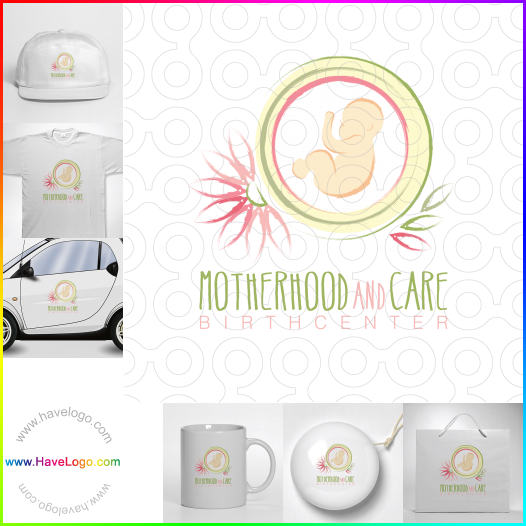 母親logo - ID:34354