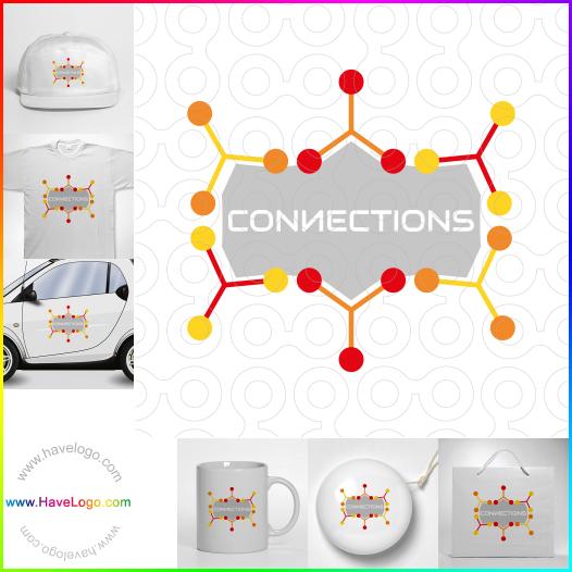 分子logo設計 - ID:35324