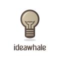 電燈泡logo
