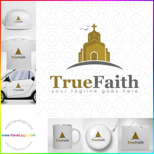 宗教網站logo設計 - ID:53075