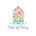 tiers of fancy  logo