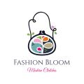 時尚綻放Logo