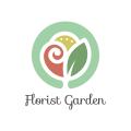 Florist Garden  logo