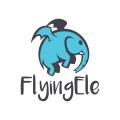 FlyingEle  logo