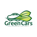 綠色汽車Logo