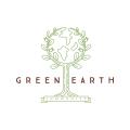 綠色地球社區Logo