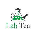 實驗室的茶Logo
