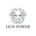 獅子的力量Logo