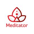 禪修者Logo