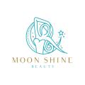 月亮照美Logo