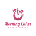 Morning Cakes  logo