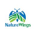 Nature Wings  logo