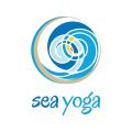 Sea Yoga  logo