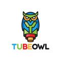 管貓頭鷹Logo