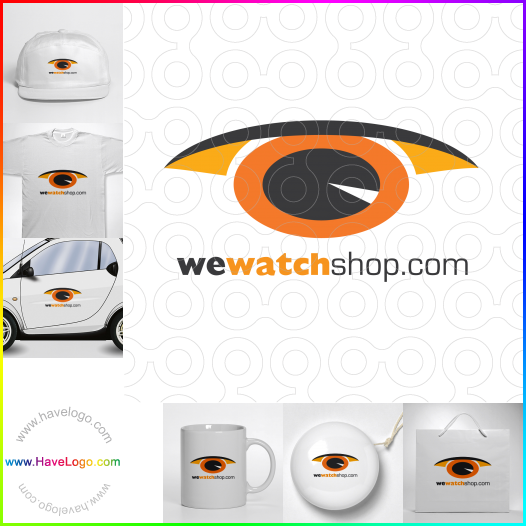 橙色logo設計 - ID:17574