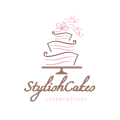 蛋糕Logo