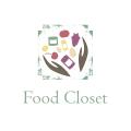 食品服務Logo