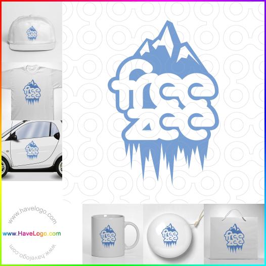 藍色logo設計 - ID:330