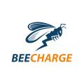 電logo