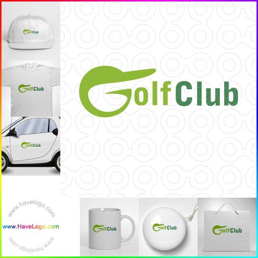 高爾夫logo - ID:31385