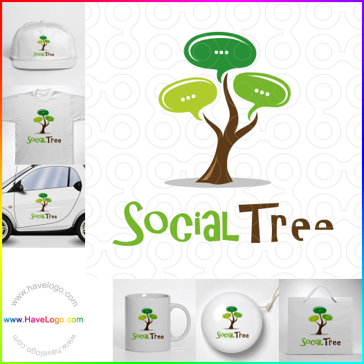 tree logo - ID:52830