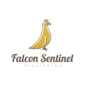 Falcon Sentinel  logo
