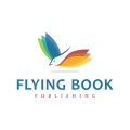 Flying Book  logo
