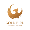 Gold Bird  logo