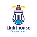 燈塔的律師事務所Logo