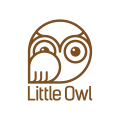 Little Owl  logo