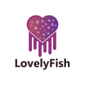 Lovely Fish  logo