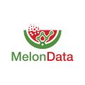 甜瓜的數據Logo