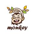 猴子Logo