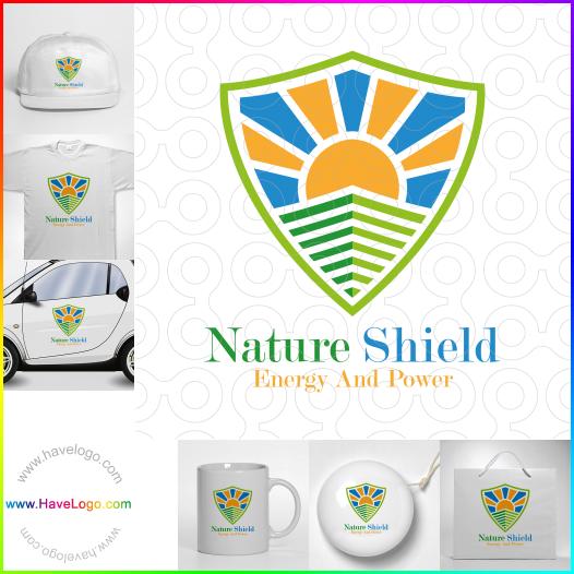 自然保護logo設計 - ID:65564