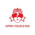 睜開你的眼睛Logo
