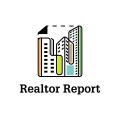 房地產經紀人報告Logo