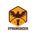Strongbeer  logo