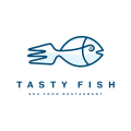 Tasty Fish  logo