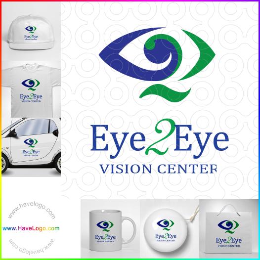 視力中心logo設計 - ID:52986
