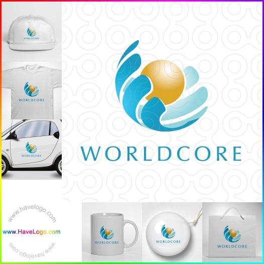 波浪logo - ID:57570