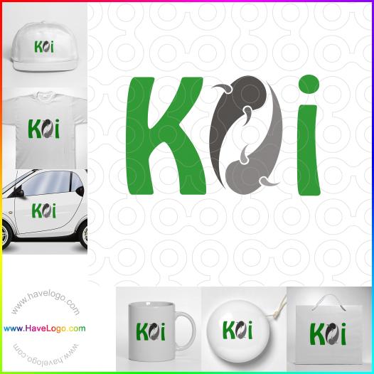 koi logo - ID:15120