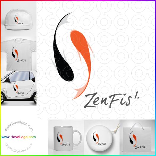 錦鯉logo設計 - ID:52817