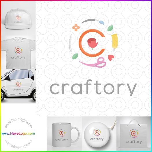 multicolor logo - ID:44814