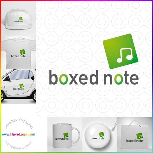 綠色logo設計 - ID:115