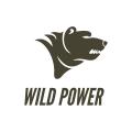 sport team mascot Logo