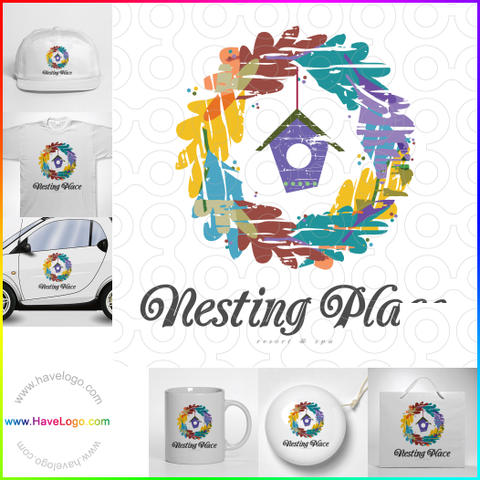 wellness logo - ID:35190