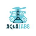 水族實驗室Logo