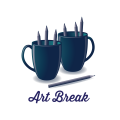 Art Break  logo
