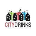 市飲料Logo