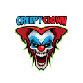Creepy Clown  logo